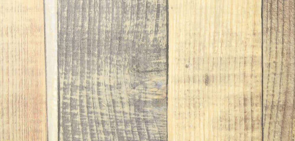 Faux Wood Grain Paint Finish